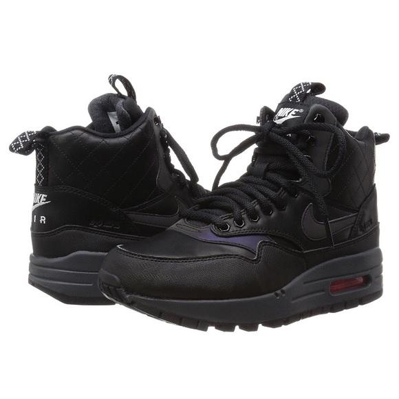 Nike Shoes | Air Waterproof High Tops